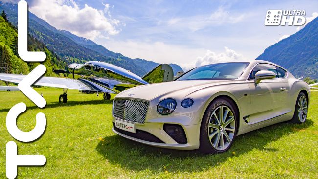[海外試駕] Bentley New Continental GT 優雅跋涉